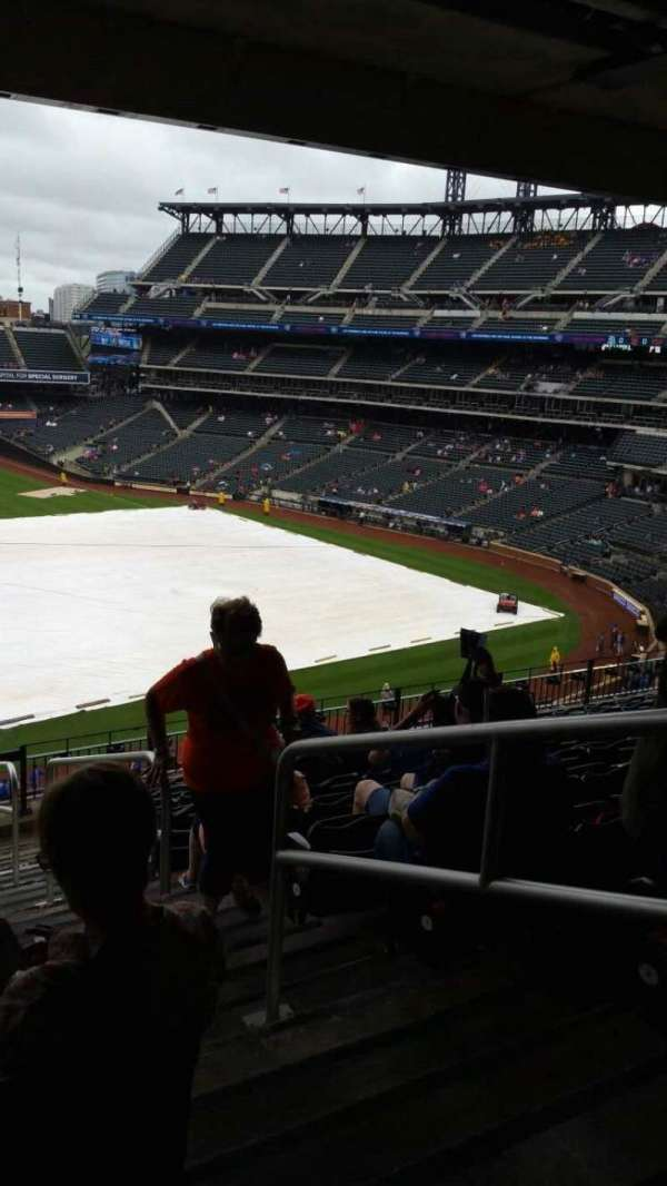 Citi Field, section: 329, row: 10, seat: 2