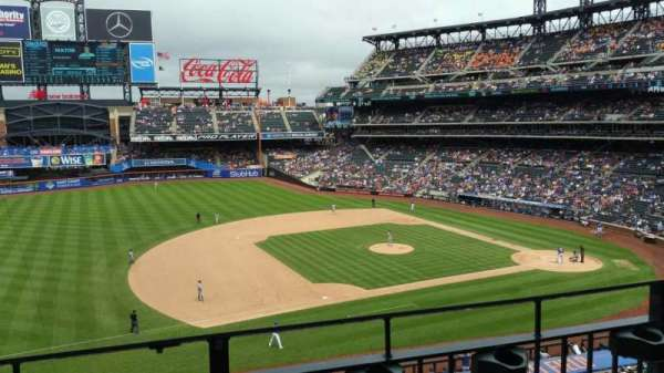 Citi Field, section: 328, row: 2, seat: 16