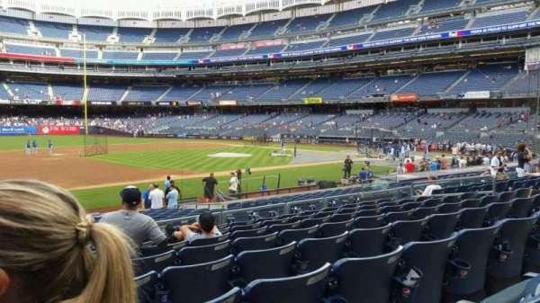 Yankee Stadium, section: 126, row: 8, seat: 16