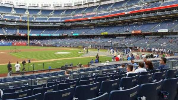 Yankee Stadium, section: 125, row: 6, seat: 14