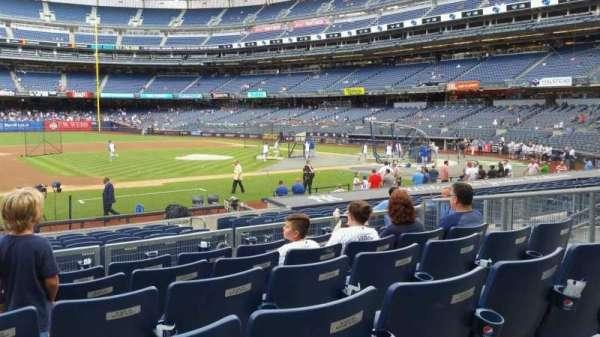 Yankee Stadium, section: 125, row: 6, seat: 11