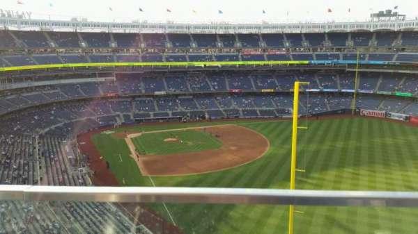 Yankee Stadium, section: 407B, row: 1, seat: 18