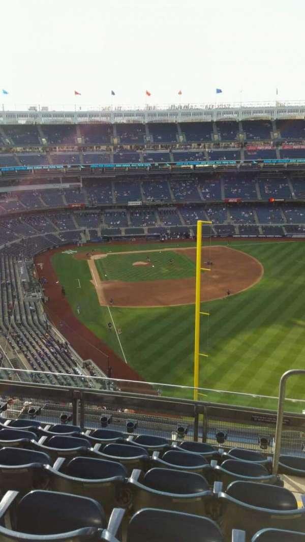 Yankee Stadium, section: 407B, row: 6, seat: 2