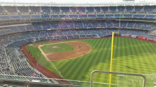 Yankee Stadium, section: 408, row: 5, seat: 1