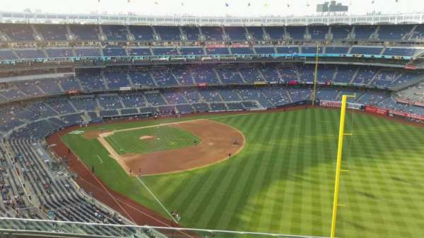 Yankee Stadium, section: 408, row: 5, seat: 9
