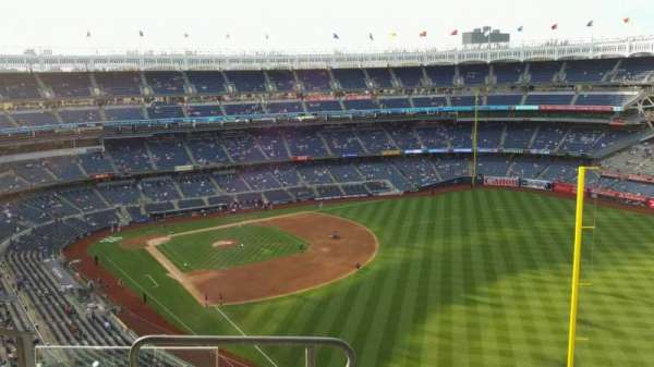 Yankee Stadium, section: 408, row: 5, seat: 16