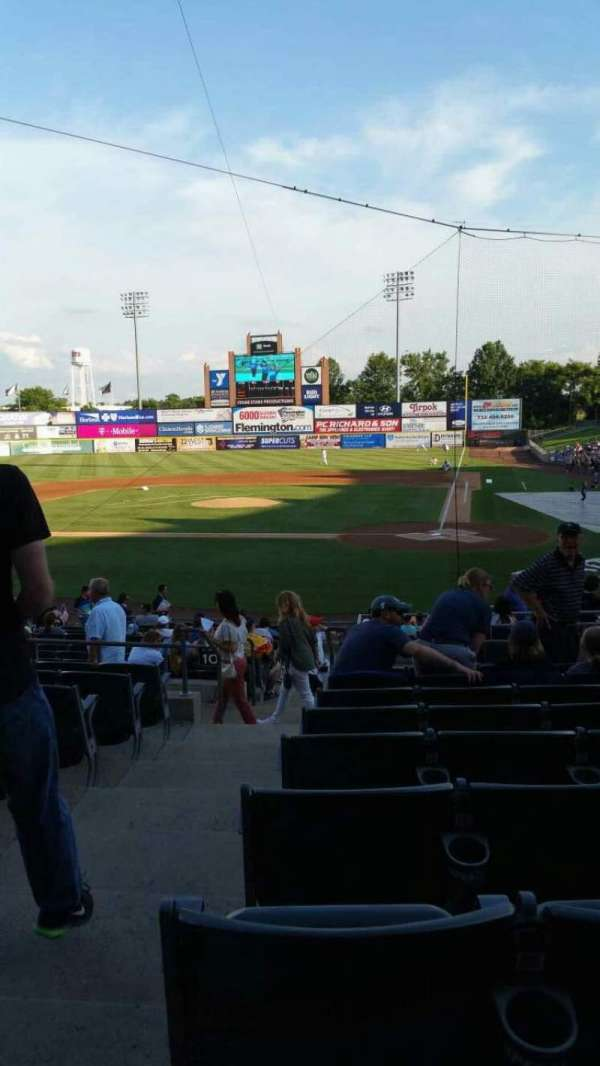 TD Bank Ballpark, section: 206, row: S, seat: 16