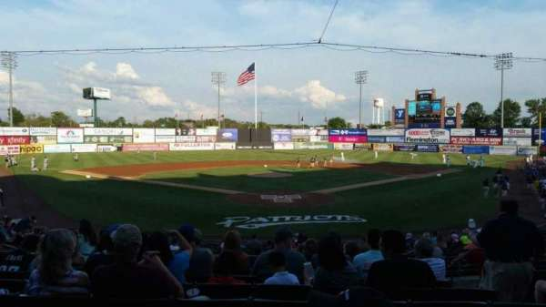 TD Bank Ballpark, section: 202, row: R, seat: 5