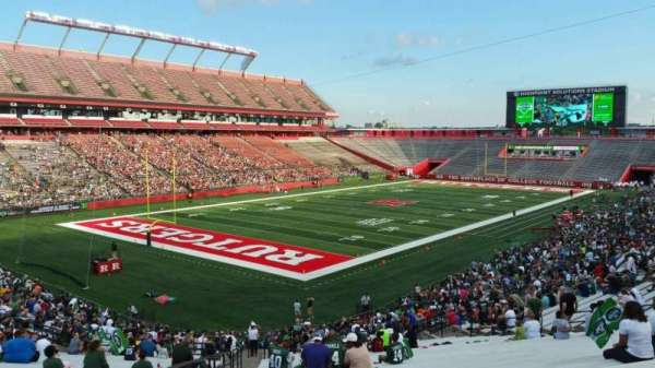 High Point Solutions Stadium, section: 111, row: 40, seat: 33
