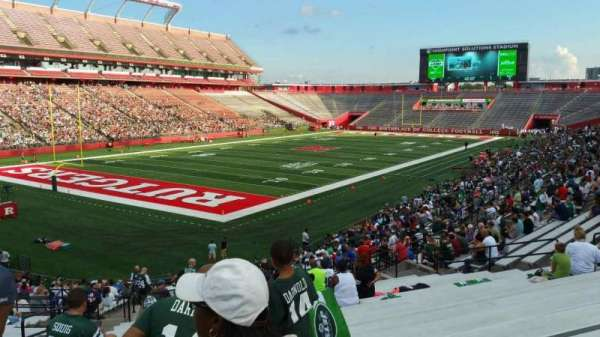 SHI Stadium, section: 111, row: 30, seat: 23