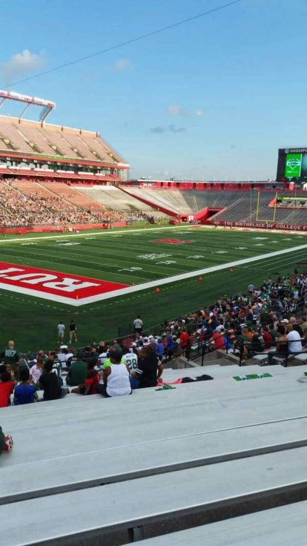SHI Stadium, section: 111, row: 30, seat: 19
