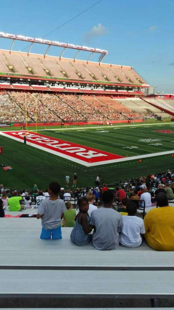 High Point Solutions Stadium, section: 111, row: 30, seat: 7