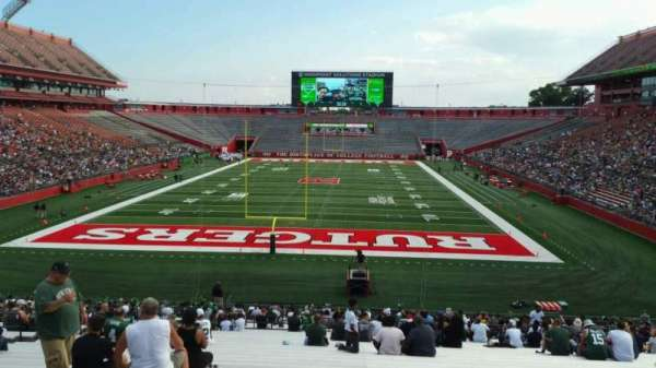 High Point Solutions Stadium, section: 115, row: 36, seat: 21