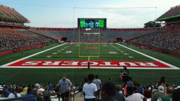 High Point Solutions Stadium, section: 115, row: 27, seat: 36