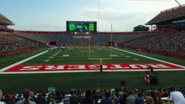 High Point Solutions Stadium, section: 116, row: 22, seat: 12