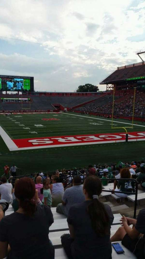 High Point Solutions Stadium, section: 118, row: 25, seat: 6