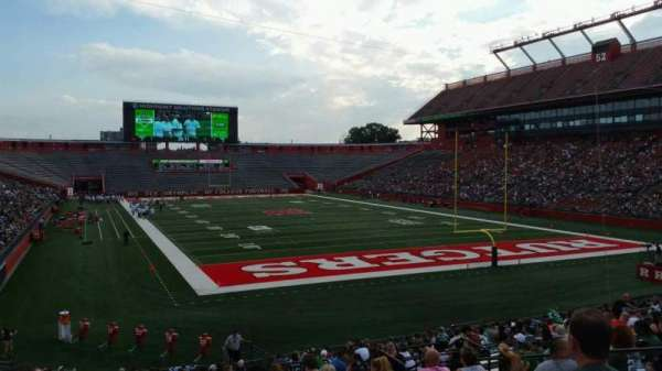 High Point Solutions Stadium, section: 118, row: 25, seat: 11