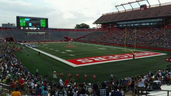 High Point Solutions Stadium, section: 119, row: 27, seat: 9