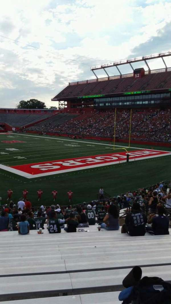 High Point Solutions Stadium, section: 119, row: 27, seat: 13