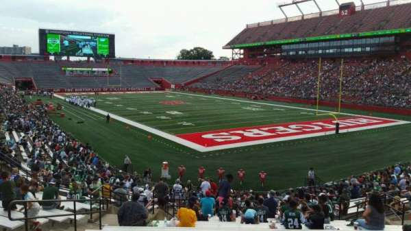 High Point Solutions Stadium, section: 119, row: 27, seat: 17
