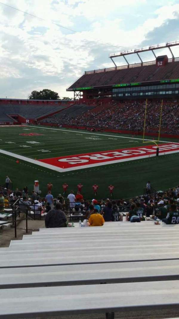 High Point Solutions Stadium, section: 119, row: 27, seat: 21