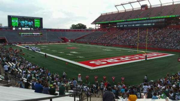 High Point Solutions Stadium, section: 119, row: 27, seat: 24