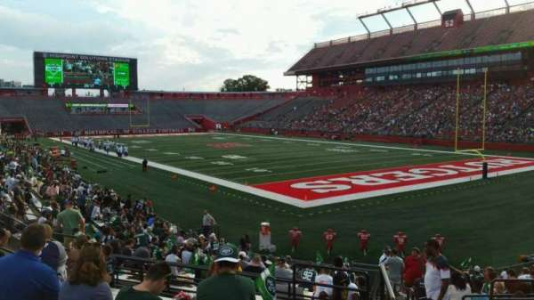 High Point Solutions Stadium, section: 120, row: 19, seat: 1