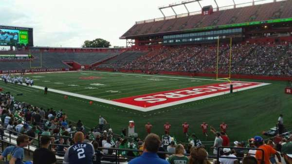 High Point Solutions Stadium, section: 120, row: 19, seat: 7