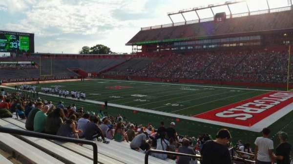 High Point Solutions Stadium, section: 121, row: 23, seat: 21
