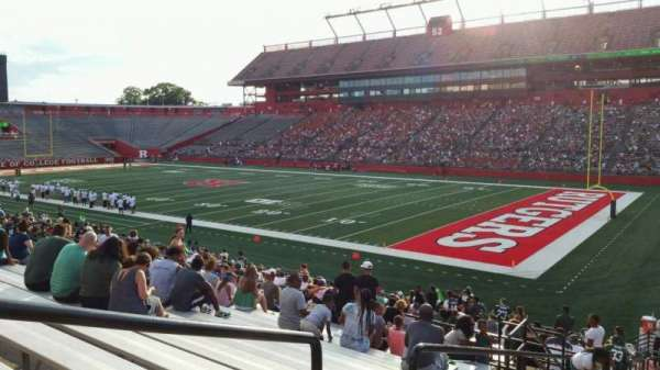High Point Solutions Stadium, section: 121, row: 23, seat: 23