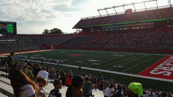 High Point Solutions Stadium, section: 122, row: 28, seat: 10