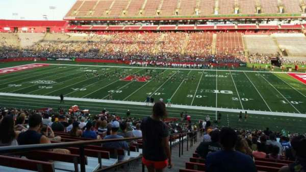High Point Solutions Stadium, section: 103, row: 38, seat: 24