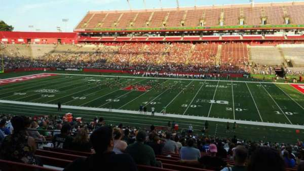 High Point Solutions Stadium, section: 103, row: 38, seat: 17