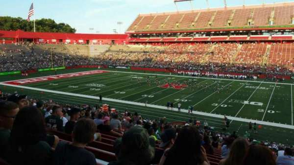 High Point Solutions Stadium, section: 103, row: 38, seat: 8