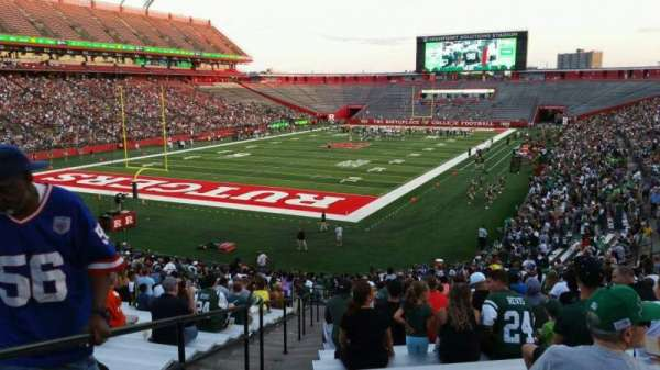 SHI Stadium, section: 111, row: 35, seat: 29