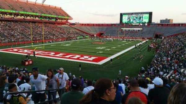 SHI Stadium, section: 111, row: 29, seat: 25