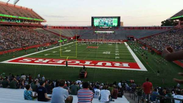 High Point Solutions Stadium, section: 115, row: 36, seat: 2