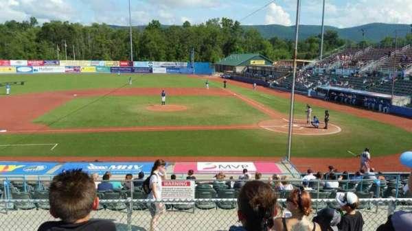 Dutchess Stadium, section: 305, row: E, seat: 10