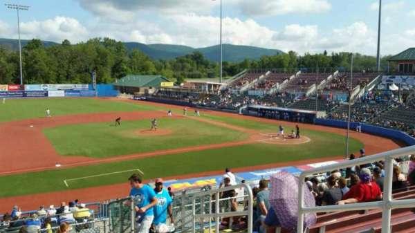 Dutchess Stadium, section: 307, row: K, seat: 17