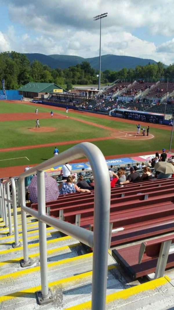 Dutchess Stadium, section: 307, row: N, seat: 22
