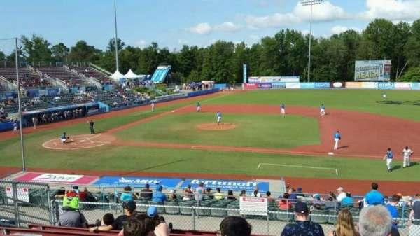 Dutchess Stadium, section: 303, row: J, seat: 12