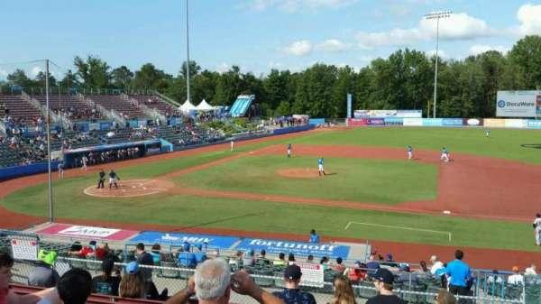 Dutchess Stadium, section: 303, row: J, seat: 15