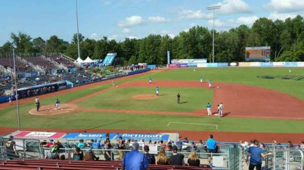 Dutchess Stadium, section: 303, row: N, seat: 18
