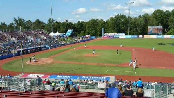 Dutchess Stadium, section: 303, row: N, seat: 15