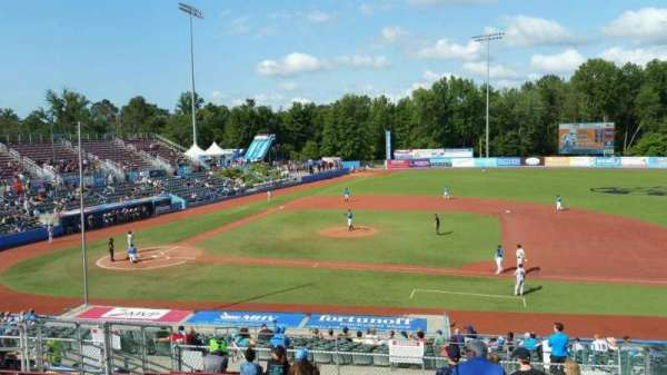 Dutchess Stadium, section: 303, row: N, seat: 14