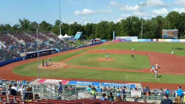 Dutchess Stadium, section: 303, row: N, seat: 10