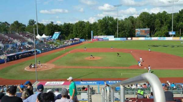 Dutchess Stadium, section: 304, row: N, seat: 23