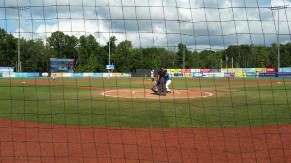 Dutchess Stadium, section: 106, row: A, seat: 7