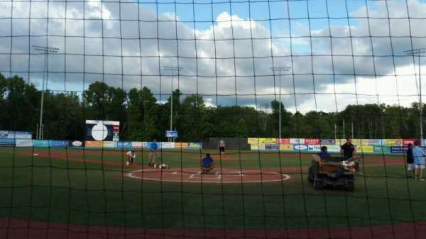 Dutchess Stadium, section: 106, row: A, seat: 10