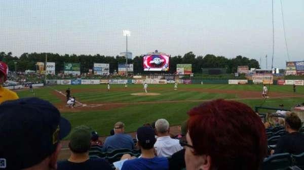 FirstEnergy Park, section: 106, row: 10, seat: 19